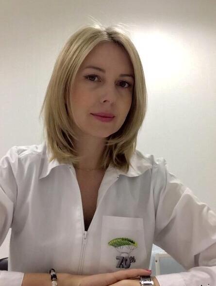 Эндокринолог – врач высшей категории Козловская Елена Леонидовна, стаж 18 лет